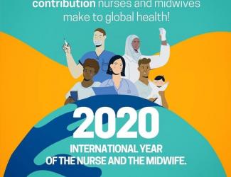 2020 Hemşire ve Ebe Yılı